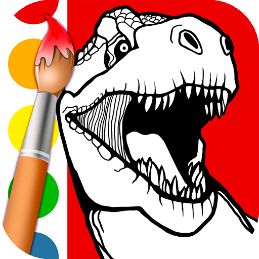 Dinosaur Coloring Book Apps On Google Play