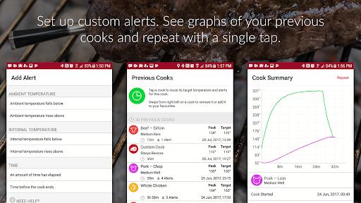 MEATERu00ae Smart Meat Thermometer 2.3.0 Screenshots 2