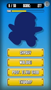 Unofficial Mario Quiz Apk 3