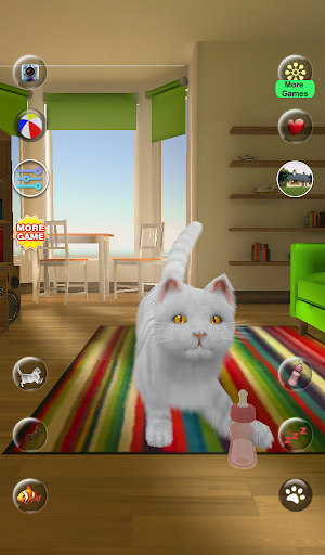 Talking Cute Cat screenshots 11