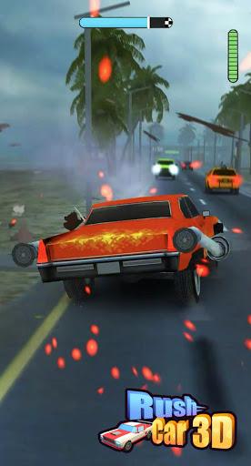 Rush Car 3D 1.0.3 screenshots 2