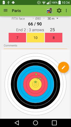 Archery Score Demoのおすすめ画像1