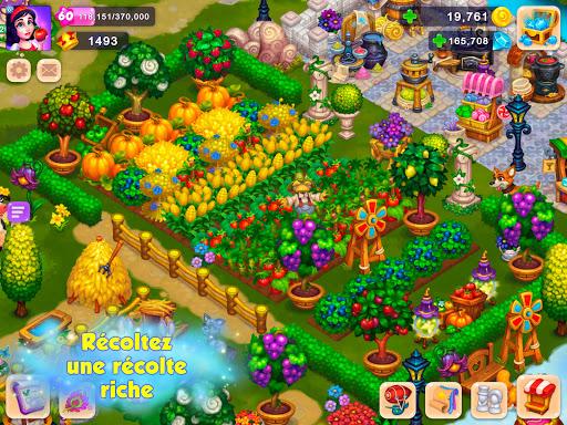Royal Farm: Fabuleuse récolte APK MOD (Astuce) screenshots 3