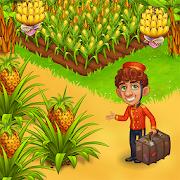 Farm Paradise - Fun farm trade game at lost island