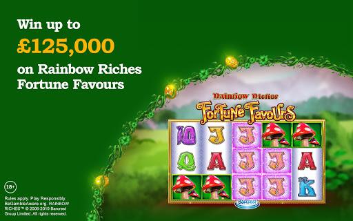 Rainbow Riches Casino: Slots, Roulette & Casino screenshots 7
