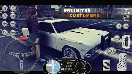 Taxi: Simulator Game 1976 1.0.1 screenshots 12