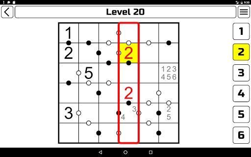 Kropki Puzzle  screenshots 18