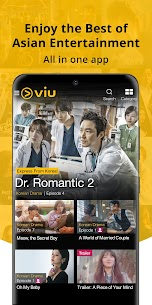 Viu: Korean Drama, Variety & Other Asian Content Apk Mod + OBB/Data for Android. 1