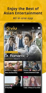 Viu: Korean Drama, Variety & Other Asian Content Screenshot