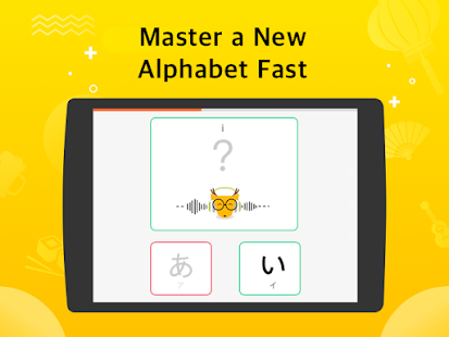 Learn Korean, Japanese or Spanish with LingoDeer Screenshot