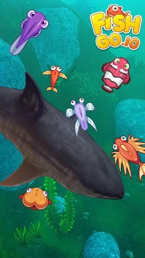 Fish Go.io - Be the fish king 2.19.4 screenshots 3