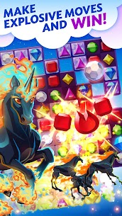 Download Bejeweled Stars: Free Match 3  shining stars puzzle game for Android  mod 4
