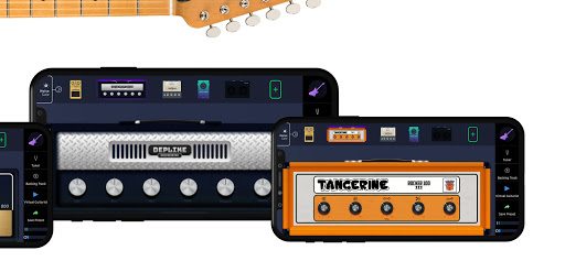 Guitar Effects Pedals, Guitar Amp - Deplike 5.7.6.3 Screenshots 2