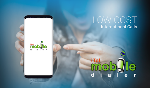 iTel Mobile Dialer Express 4.1.5 Screenshots 1