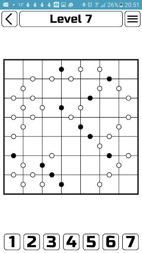 Kropki Puzzle  screenshots 5