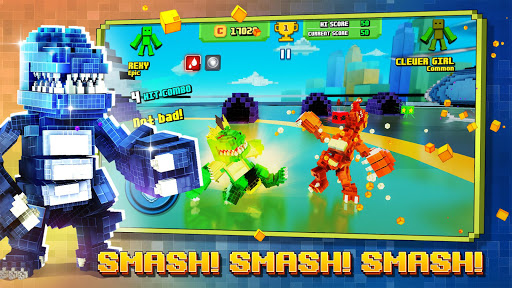 Super Pixel Heroes 2021 1.2.221 screenshots 4