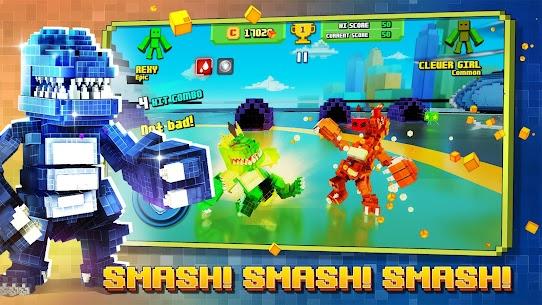 Super Pixel Heroes 2020 Mod Apk 1.2.223 (Unlimited Money/Diamonds) 4