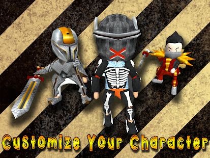 School of Chaos Online MMORPG [v1.807] APK Mod for Android logo