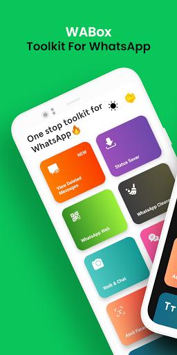 WABox - Toolkit For WhatsApp modiapk screenshots 1