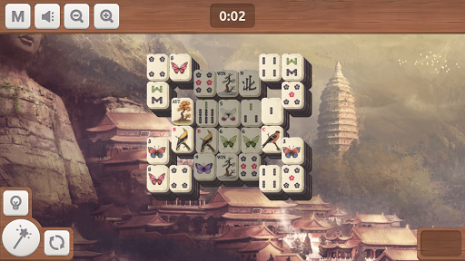 Mahjong solitaire Butterfly 1.1 screenshots 12