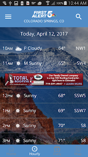 First Alert 5 Weather App 5.3.702 Screenshots 2
