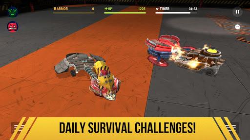 Robot Fighting 2 - Minibots & Steel Warriors 2.6.1 screenshots 4