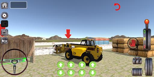 Heavy Excavator Jcb City Mission Simulator screenshot 8