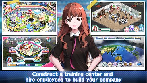 Girl Group Inc : Love Kpop Idol (offline game) screenshots 1
