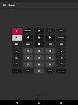 screenshot of Remote for LG Smart TV