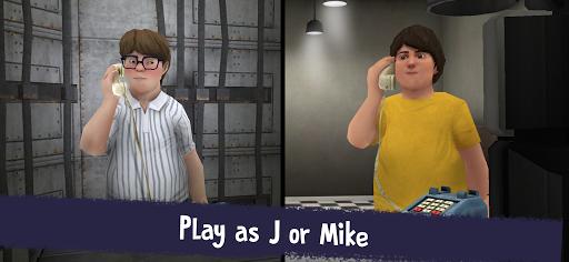 Ice Scream 5 Friends: Mike's Adventures  screenshots 1