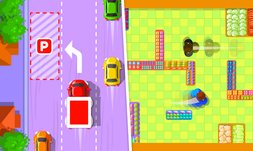 Supermarket Game modavailable screenshots 3