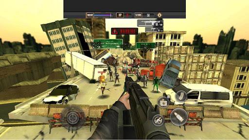 Zombie Shooting King 1.2.4 screenshots 1