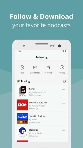 Podcast App & Podcast Player - Podbean 8.3.2 Screenshots 3