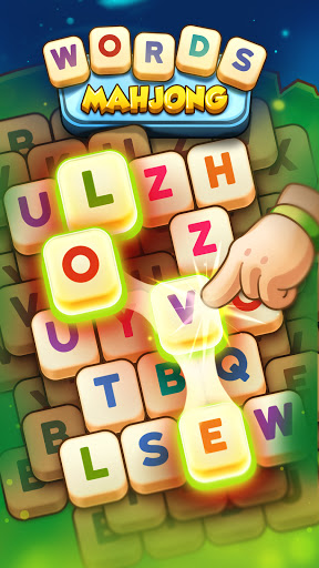 Words Mahjong - Word search and word connect game  screenshots 1