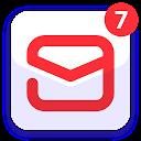 📩メール myMail: ドコモメール, Gmail, Yahoo, Outlook メールアプリ