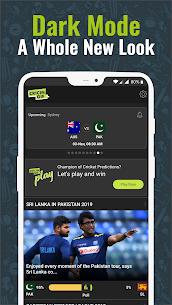 Cricingif – PSL 6 Live Cricket Streaming, Score & News Apk 2