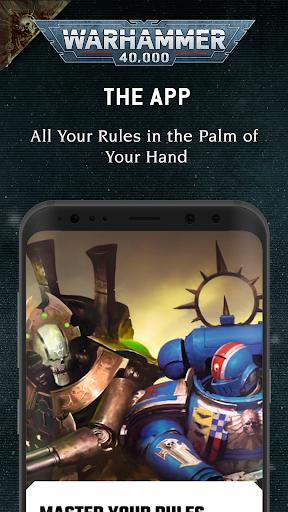 Warhammer 40,000 : The App apktram screenshots 1