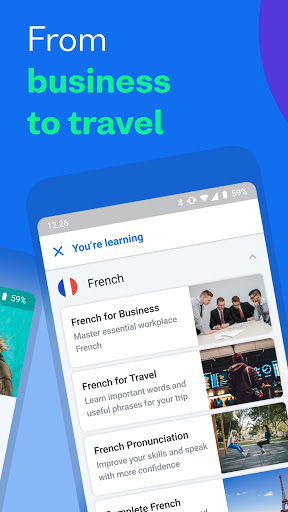 Busuu: Learn Languages - Learn Spanish, French Etc 20.0.1.518 Screenshots 2