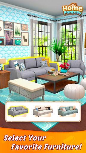 Home Fantasy - Dream Home Design Game  screenshots 1