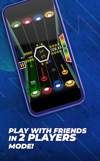 Guitar Cumbia Hero - Rhythm Music Game  screenshots 12