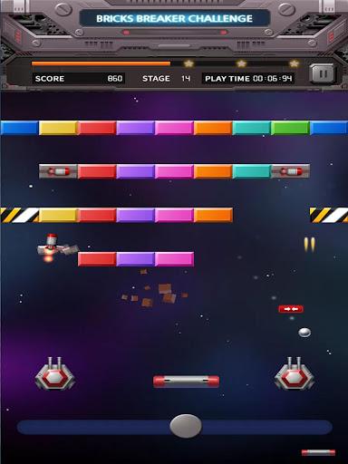 Bricks Breaker Challenge apkpoly screenshots 4