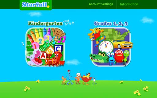 Starfall.com  Screenshots 1
