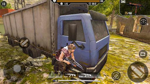 Squad Survival Battleground Free Fire-Gun Shooting 1.0.1 Screenshots 4