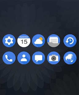 Six - Icon Pack Screenshot