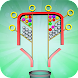 Classic Pin Pull Puzzle 3D Ball Bucket Drop - Androidアプリ