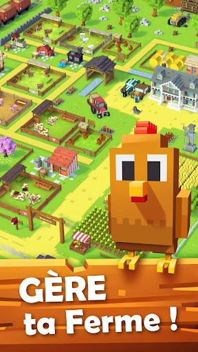 Blocky Farm APK MOD – Pièces Illimitées (Astuce) screenshots hack proof 2