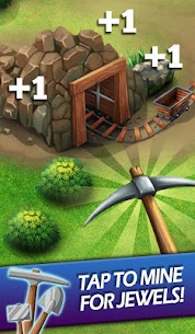 Clicker Mine Idle Adventure – Tap to dig for gold! 1
