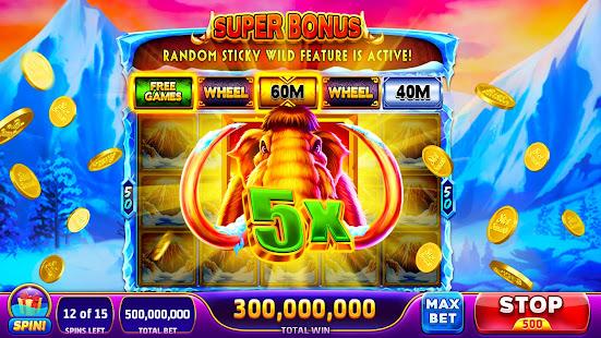 Slotsmashu2122 - Casino Slots Games Free 3.38 Screenshots 4