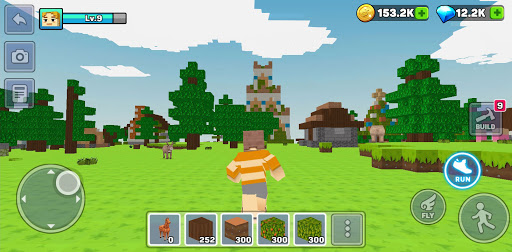 MiniCraft: Blocky Craft 2021 screenshots 1