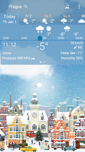 YoWindow Weather – Unlimited MOD (Paid) 4
